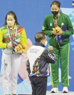 Tambah 2 Perak dari Renang dan Atletik