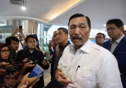 Luhut Sebut Ekonomi Indonesia Termasuk yang Bagus
