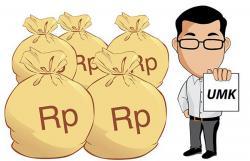 UMK Meranti Disepakati Rp2.985.000