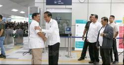 Rafif: Kelompok Antidemokrasi Cemas Prabowo - Jokowi Akur