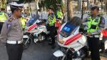 Kasat Lantas Cek Kesiapan Personel dan Kendaraan Dinas