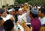 Panen Perdana Kurma, Bukti Cocok Ditanam di Riau