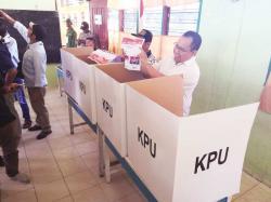 KPU Tetap Gelar Pleno Seluruh Kecamatan