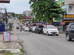 Ternyata Dishub Tak Tahu soal Penutupan Jalan Sudirman dan Soebrantas