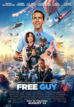 Free Guy, Pemberontakan Karakter Non Pemain