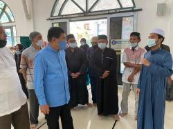 Achmad: Tokoh Agama Harus Mendapat Perlakuan Adil