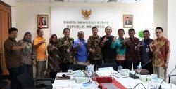 Pemkab Kampar dan KI Riau Mantangkan Persiapan Hari KIN 2020