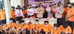 Polres Pelalawan Tingkatkan Pengamanan Wilayah Perairan