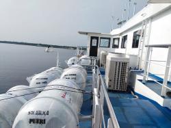 Layanan Aplikasi CCTv dan WiFi Pelabuhan Roro Alami Gangguan