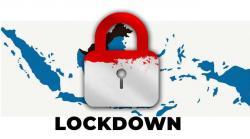 Indonesia Lockdown Dua Pekan