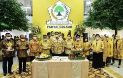 Wujud Transformasi Partai Modern, DPP Golkar Resmikan Gedung Baru