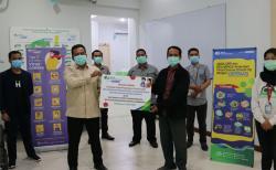 Karyawan BPJAMSOSTEK Galang Donasi Bagi Perlindungan Relawan Covid-19