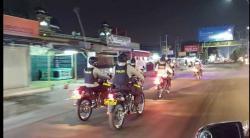 Kapolresta Pimpin Patroli Balap Liar dan Kejahatan di Jalan