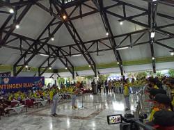 Gubri Lepas Kontingen PON Riau Menuju PON XX Papua