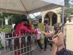Istana Siak Dibuka, Kunjungan Sesuai Protokol Covid-19