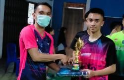 Fandri Juarai Liga Remaja PB Idila 2021