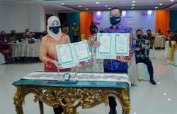 Kerjasama BNI dan Kejaksaan Serentak di Tandatangani di seluruh Indonesia