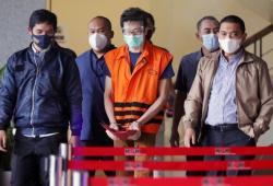 SMT, Penyuap Terpidana Kasus Korupsi PLTU Riau 1 Ditahan KPK