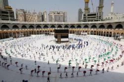 10 Ribu Jamaah Haji Wajib Pakai Masker saat Ibadah