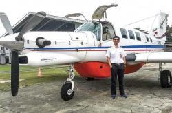 Lima Kru  Pesawat Perintis Bermuatan Beras  Hilang Kontak di Papua