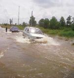 Hulu Surut, Giliran Hilir Banjir