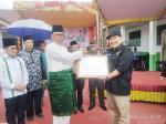 Riau Tv Diberi Penghargaan