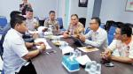 KPU Gelar Rakor Bersama Polres