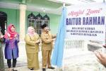 Bupati Resmikan Masjid Jamik Baitur Rahman
