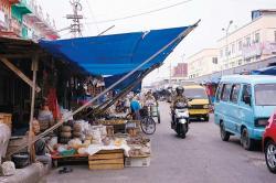 Pedagang Pertanyakan Relokasi di Bangunan Pasar Agus Salim