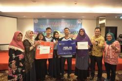 SPI Meranti Pelaksana Terbaik Se-Indonesia