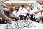 ASN Bengkalis Sumbang Korban Tsunami
