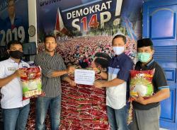 Demokrat Gelar Pasar Murah Online, Pesan Langsung Diantar ke Rumah