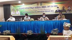 Bangun Sinergitas, FKDM Riau Kumpulkan Ormas, OKP dan BEM