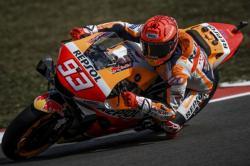Marquez Terjatuh, Terempas, Bergulingan di Sirkuit Jerez
