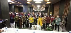 Dispora Riau Gelar Training of Trainer dan Penyuluhan Bahaya Narkoba