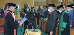 Sofyan Resmi Wakil Ketua DPRD