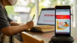 Telkomsel Dukung Penyaluran Bantuan Kuota Internet