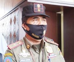 Dua Anggota Satpol PP Dikabarkan Positif Covid-19