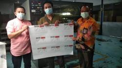 KPU Rohul Telah Cetak 1.775 Surat Suara PSU Untuk 25 TPS