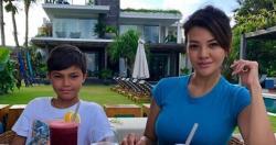 Meski Tinggal di AS, Anak Farah Quinn Doyan Rendang