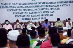 Bupati Buka Forum Silaturahmi Pemkab dan Para Mubaligh