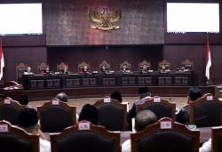 MK Buka Sidang Pengujian Undang-Undang