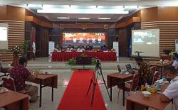 LPMP Riau Taja Bimtek Daring Bagi Pendidik