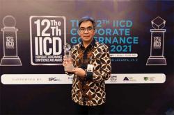 Bank BJB Raih Penghargaan di The 12th IICD Corporate Governance Award