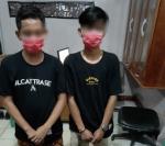 Masih Muda Jadi Kurir Sabu, 2 Pemuda di Duri Ditangkap Polisi