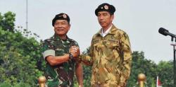 Mengejutkan, Moeldoko Izin Pamit Jelang Jokowi-Ma'ruf Dilantik