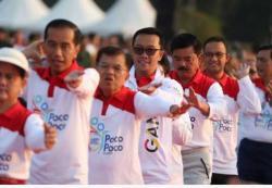Menpora Jadi Tersangka, Jokowi: Saya Hormati Keputusan KPK