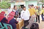 Baksos Hari Jadi Ke-69 Kampar Sambangi Desa
