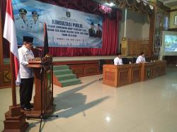 Wali Kota Dumai Buka Konsultasi Publik KLHS RTRW