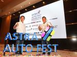 Astra Pacu Penjualan Produk Otomotif
